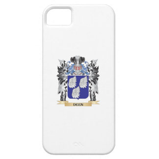 Deen Coat of Arms - Family Crest iPhone 5 Cover