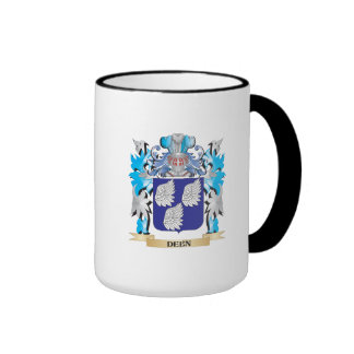 Deen Coat of Arms - Family Crest Coffee Mugs