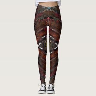 Deep Art Leggings