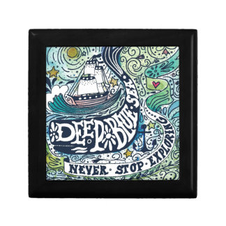 Deep Blue Sea |Never Stop Exploring Gift Box