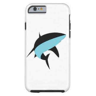 Deep Blue Shark Tough iPhone 6 Case