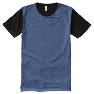DEEP BLUE SKY (have you ever seen a bluer sky?) ~ All-Over Print T-Shirt