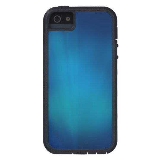 Deep Blue Underwater Glow iPhone 5 Covers