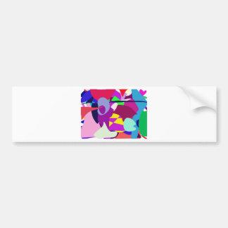 Deep Bumper Sticker