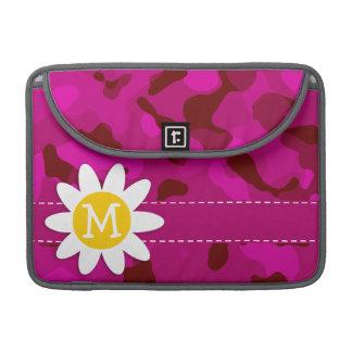 Deep Cerise Camo; Camouflage.gif MacBook Pro Sleeves