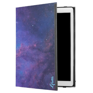 "Deep Cosmos Abstract Background Purple & Blue iPad Pro 12.9"" Case"