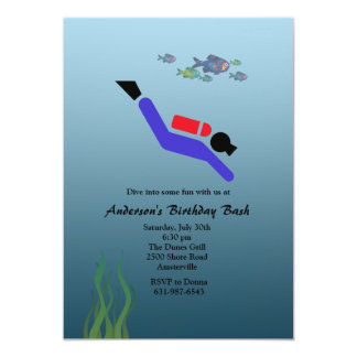 Deep Dive Invitation