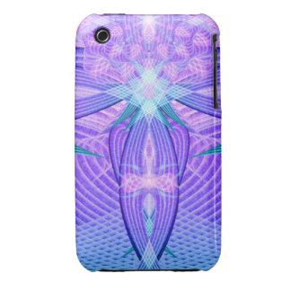 Deep Dream Visions Mandala iPhone 3 Covers