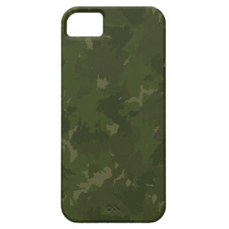 Deep Forest Camouflage Barely There iPhone 5 Case