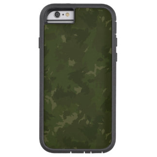 Deep Forest Camouflage Design Tough Xtreme iPhone 6 Case