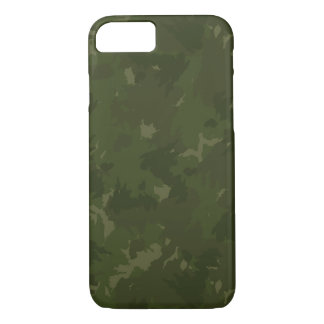 Deep Forest Camouflage iPhone 8/7 Case