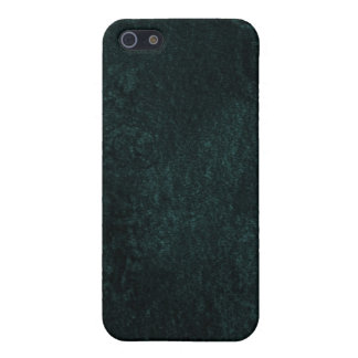 Deep Green Velvet iPhone 5 Case