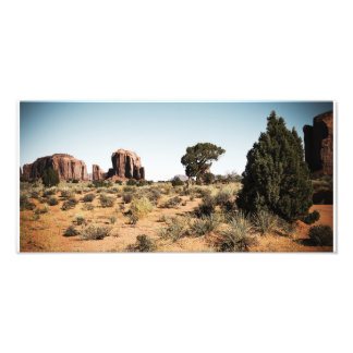 Deep in Monument Valley Photo Print