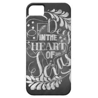 Deep In The Heart Of Texas Barely There iPhone 5 Case