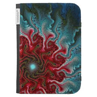 Deep into blue Caseable Case Kindle Folio Cases