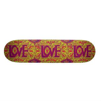 Deep Love Skate Board Decks