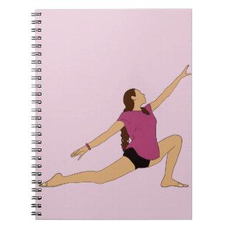 Deep Lunge Notebook