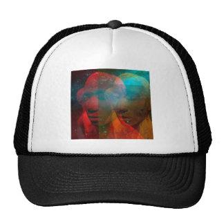 Deep Meditation Tee - Multi-color Cap