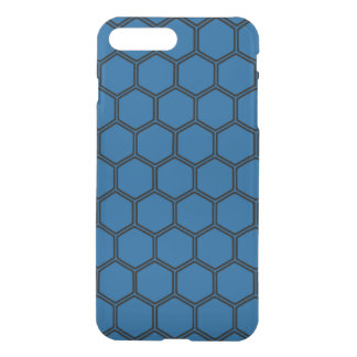 Deep Ocean Hexagon 3 iPhone 7 Plus Case