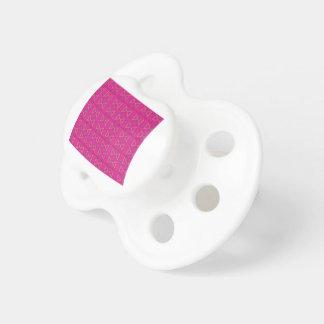 Deep  pink1 baby pacifier