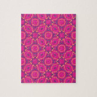 Deep pink2 jigsaw puzzle