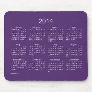 Deep Purple 2014 Calendar Mousepads