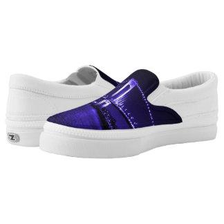 Deep Purple Bridge Z slipons Slip-On Shoes