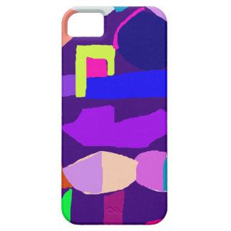 Deep Purple iPhone 5 Case