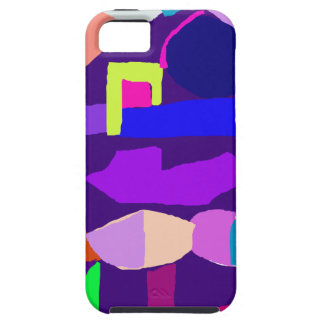Deep Purple iPhone 5 Covers