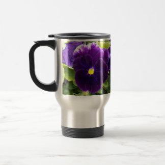 Deep_Purple_Pansy,_Travel_Commuter_Coffee_Mug Travel Mug