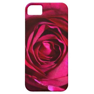 Deep Purple Rose iPhone 5 Case