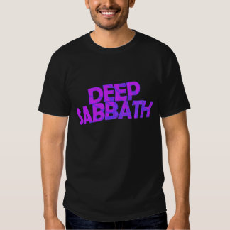 Deep Sabbath - Dark Tees