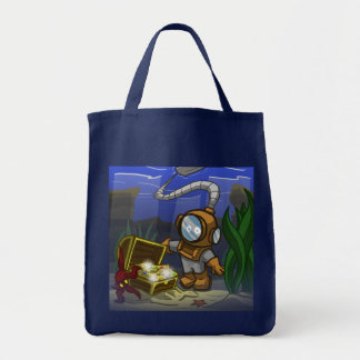 Deep Sea Diver Bag