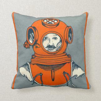 Deep Sea Diver Cushion