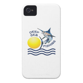 DEEP SEA FISHING iPhone 4 Case-Mate CASE