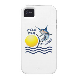 DEEP SEA FISHING VIBE iPhone 4 CASES