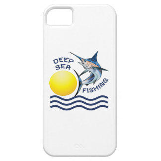 DEEP SEA FISHING BARELY THERE iPhone 5 CASE
