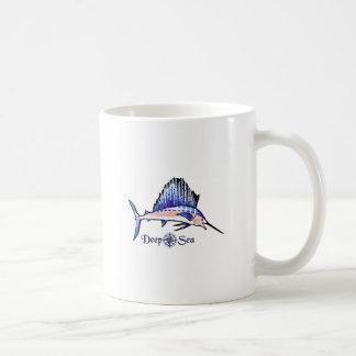 Deep Sea Basic White Mug