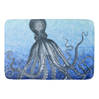 Deep Sea Octopus Bath Mat