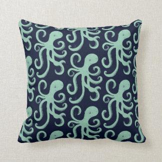 Deep Sea Octopus Cushion