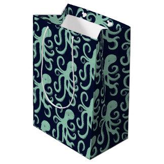 Deep Sea Octopus Medium Gift Bag