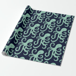 Deep Sea Octopus Wrapping Paper