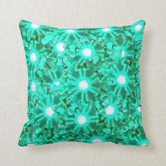 Deep Sea Snowflakes Cushion