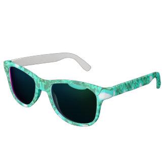Deep Sea Snowflakes Sunglasses