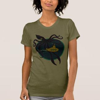 Deep Sea Traffic - Dark T Shirt