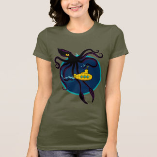 Deep Sea Traffic - Dark T-Shirt