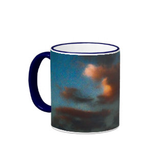 Deep Skye Ringer Mug
