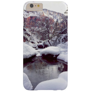 Deep snow at Middle Emerald Pools Barely There iPhone 6 Plus Case
