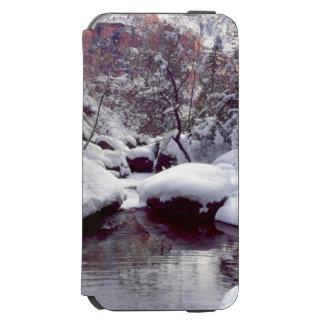Deep snow at Middle Emerald Pools Incipio Watson™ iPhone 6 Wallet Case