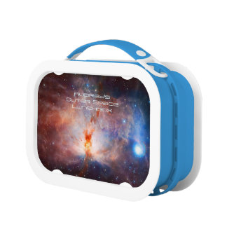 Deep space astronomy: Flame Nebula in Orion Lunch Boxes